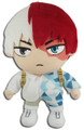 My Hero Academia Gym Suit Plush - Todoroki