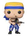 Bill Funko POP - Contra - Games