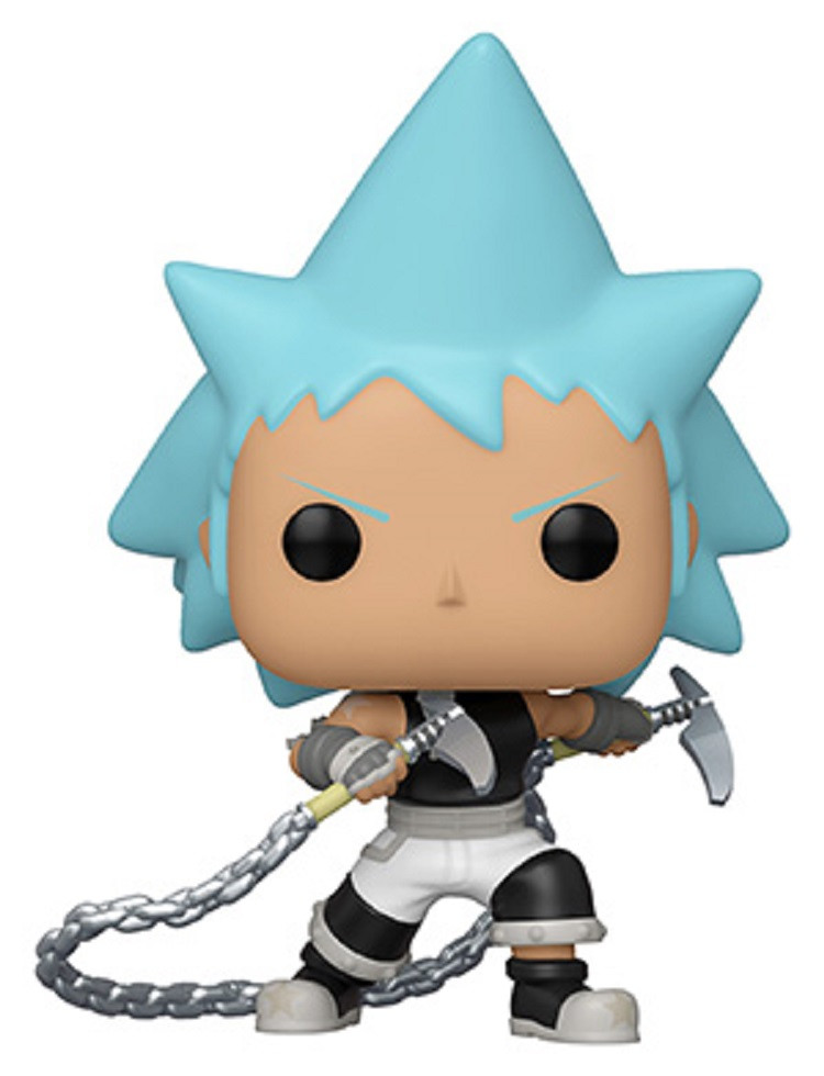 Black Star Funko POP - Soul Eater - Animation - S2