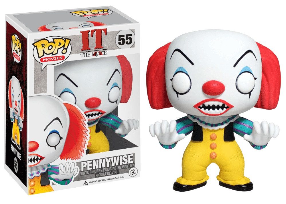Pennywise Funko POP - IT - Movies - Classic