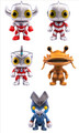 Ultraman Funko POP - Bundle of 5 - TV