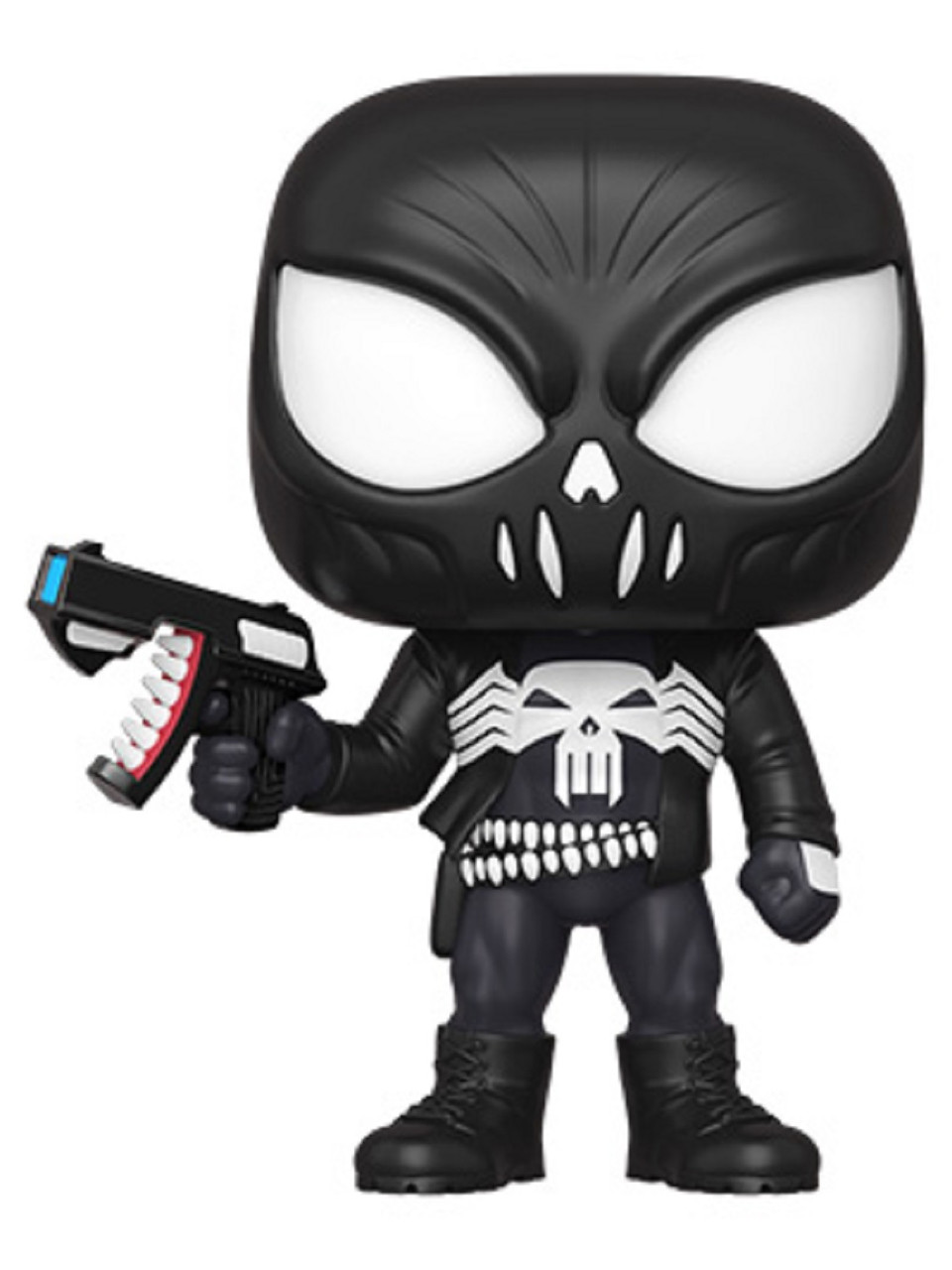 Venomized Punisher Funko POP - Marvel Venom S3 - Marvel