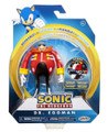 Action Figure - Sonic the Hedgehog - Dr Eggman - 4 Inch - Wave 2
