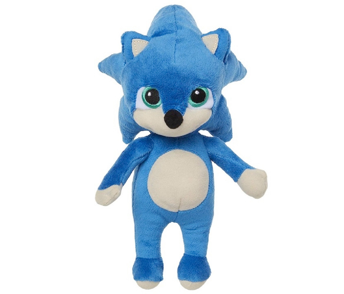 Baby Sonic Plush Toy - Sonic the Hedgehog - 8.5 Inch