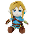 BOTW Link Plush Toy - Legend of Zelda - 12 Inch