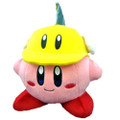 Kirby Cutter Plush Toy - Kirby - 6 Inch