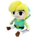 Link Plush Toy - Legend of Zelda - 8 Inch