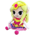 Princess Zelda Plush Toy - Legend of Zelda - 8 Inch