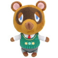Tom Nook Plush Toy - Animal Crossing - 7 Inch