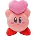 Kirby Heart Plush Toy - Kirby - 5 Inch