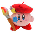 Kirby Artist Plush Toy - Kirby - 5 Inch