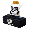 DJ K.K. Slider Plush Toy Animal Crossing 6 Inch