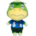 Kapp'n Plush Toy Animal Crossing 7 Inch