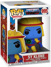 Sy Klone Funko POP - Masters of the Universe - Animation