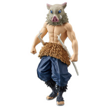 Inosuke Hashibira Figure (repeat) - Demon Slayer - 5.9 Inch