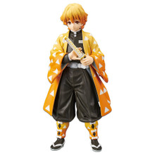 Zenitsu Agatsuma Figure - Demon Slayer - 5.9 Inch