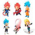 Collab World Collectible Figure Asst vol.3 - Dragon Ball Legends - 2.8 Inch