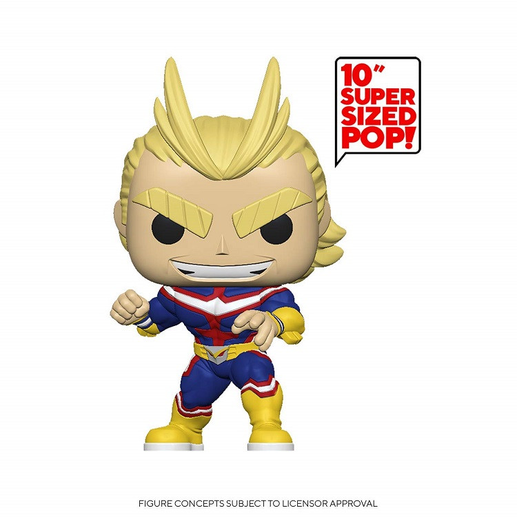 All Might 10 Inch Funko POP - My Hero Academia - Animation