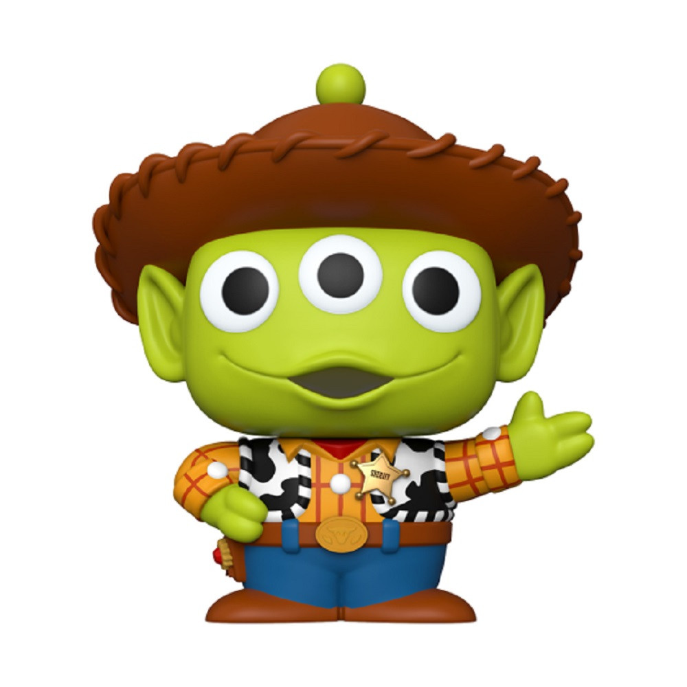 Alien as Woody 10 Inch Funko POP - Pixar - Disney