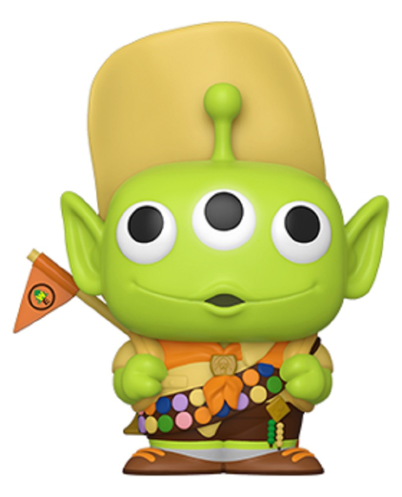 Alien as Russel Funko POP - Pixar - Disney