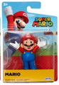 Mario Action Mini Figure - Super Mario - 2.5 Inch