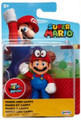 Mario and Cappy Action Mini Figure - Super Mario - 2.5 Inch