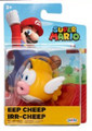 EEP CHEEP Action Mini Figure - Super Mario - 2.5 Inch