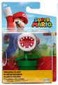 Piranha Plant Action Mini Figure - Super Mario - 2.5 Inch
