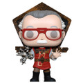 Stan Lee in Ragnarok Outfit Pop - Icons
