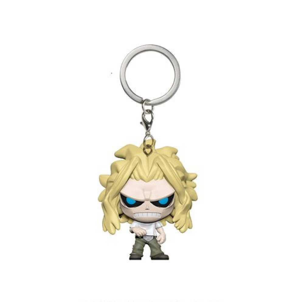 All Might Weakened State Pop! - MHA - Keychain