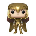 Wonder Woman Gold Power (Metallic) Pop! - Heroes WW 1984