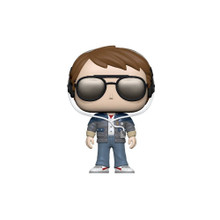 Marty w/ Glasses Pop! - BTTF - Movies