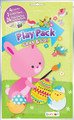 Party Favors - Easter Themed - Grab and Go Play Pack - 1ct - Green