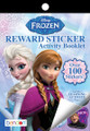 Frozen Reward Sticker Book - Over 100 Mini Stickers