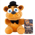 Freddy Plush Toy - Five Nights at Freddy's - Series 1 - 6 Inch