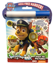 Paw Patrol Imagine Ink Coloring and Activity Book Value Size