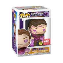 Star Lord w Power Stone Funko POP - Infinity Saga - Marvel - GITD
