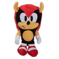 Plush Toy - Sonic the Hedgehog - Mighty - 7 Inch - Wave 2