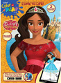 Coloring Book - Elena of Avalor - 32P - Color and Play Ultimate Activity Book