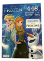 Coloring Book - Frozen - Coloring and Activity Book - 448p