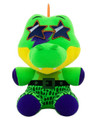 Montgomery Gator Plush Toy - Security Breach - Five Nights at Freddy's - 6 Inch
