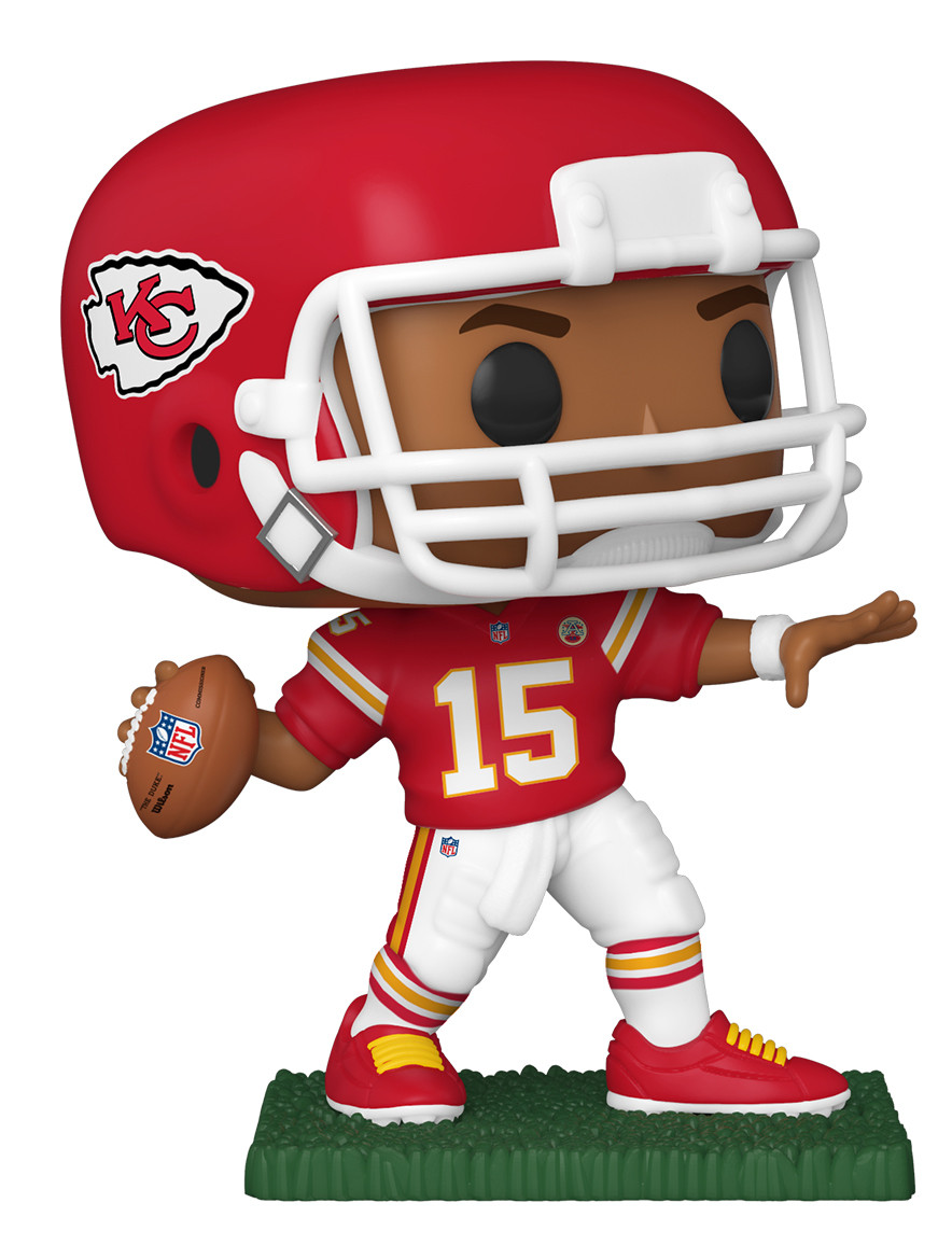 Patrick Mahomes Funko POP - Kansas City Chiefs - NFL - 2020