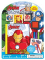 Stamper Set - Avengers - Wooden - 9pc