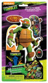 Adventure Book - Ninja Turtles - w Magnetic Pieces - 12pc Set