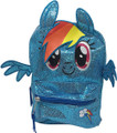 Backpack - My Little Pony - 10 Inch - Mini - w Glitter
