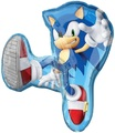 Sonic the Hedgehog Jumbo Supershape Foil Balloon