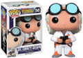 Doc Emmett Brown Funko POP - Back to the Future - Movies