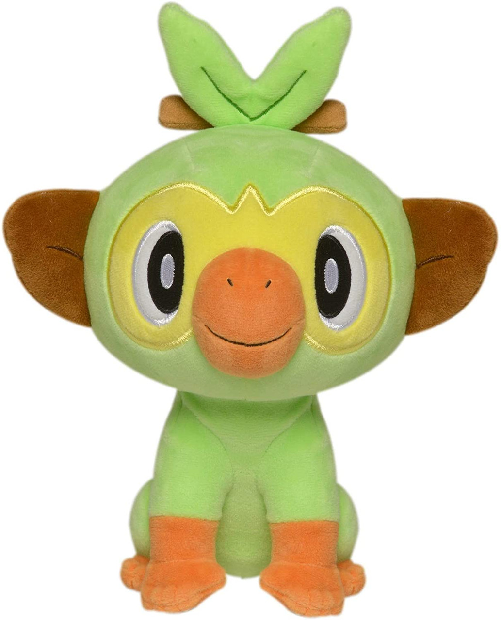 Grookey Plush Toy - Pokemon - Galar Region - 8 Inch