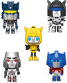 Transformers Funko POP - Bundle of 5 - Movies