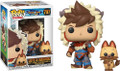 Lute and Navirou Funko POP - Monster Hunter - Animation